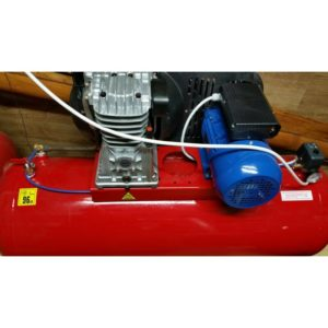 Air Compressor 200lt single phase